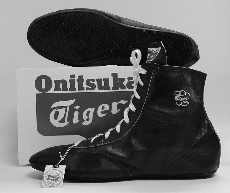 Tokyo Tiger Wrestling shoes